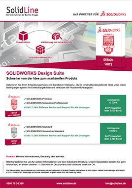 SOLIDWORKS Design Suite Datenblatt