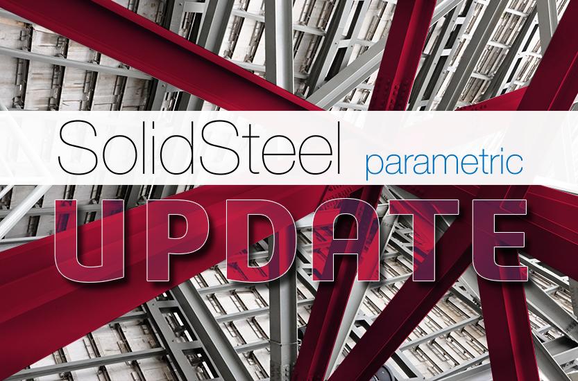What's New SolidSteel parametric 2.3: Treppen und Geländer