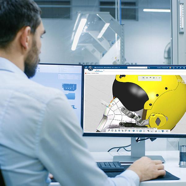 3DEXPERIENCE Plattform Design Modelling