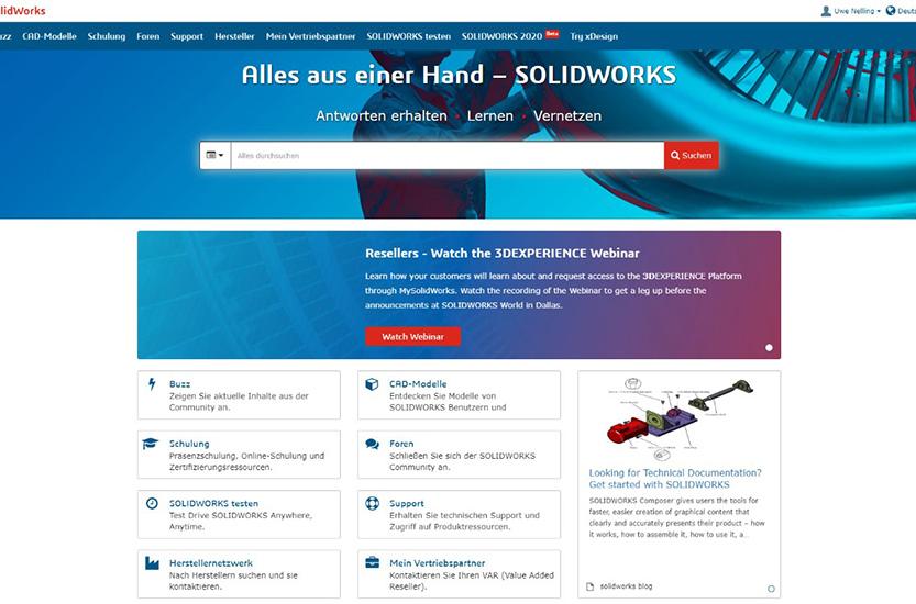 SOLIDWORKS Installation Erste Schritte Blog
