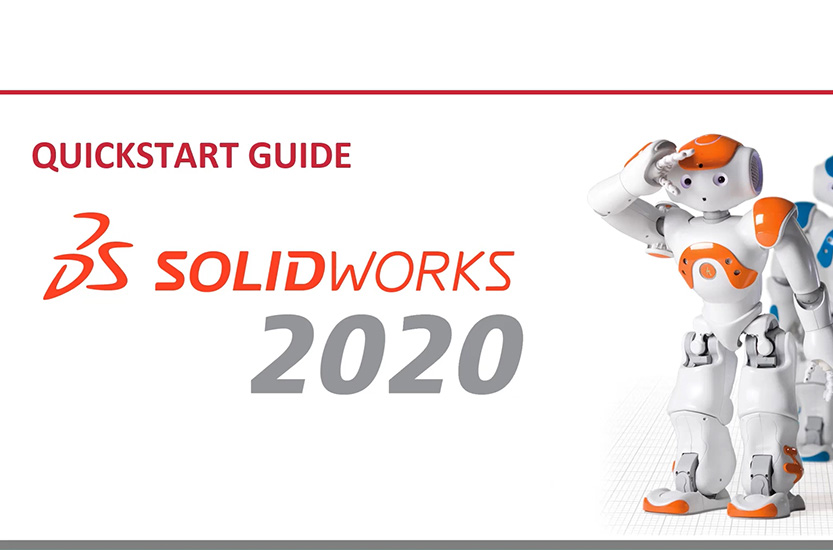 SolidLine SOLIDWORKS 2020 Quickstart Guide Preview