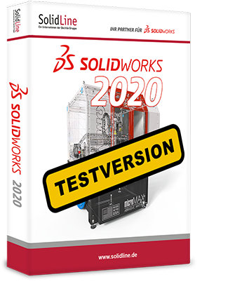 SOLIDWORKS Testversion anfragen