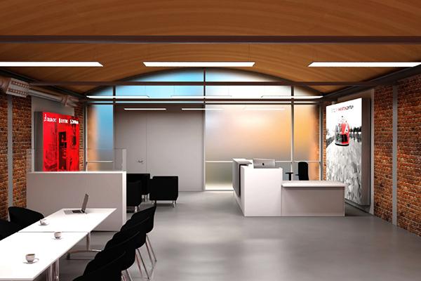 SolidLine Innovationszentrum Galerie