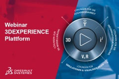 Webinar - 3DEXPERIENCE Plattform