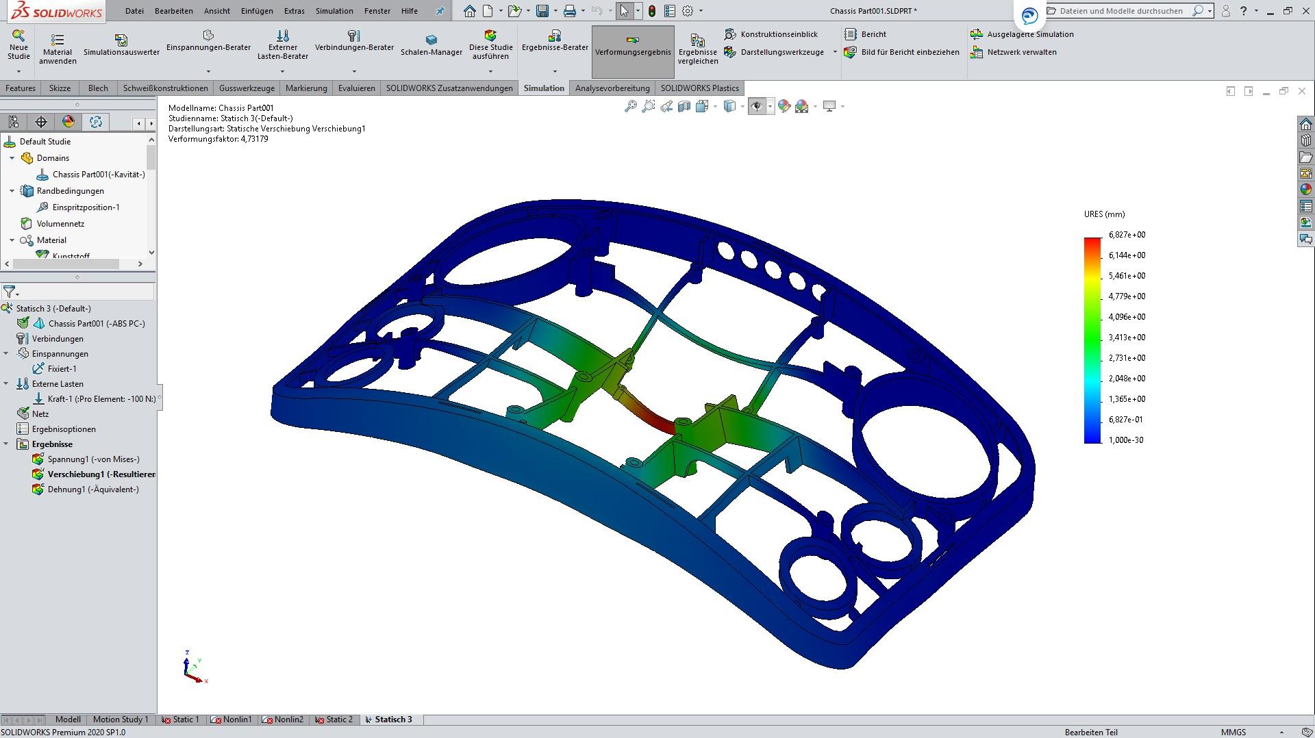 Webinar SOLIDWORKS Simulation Plastics
