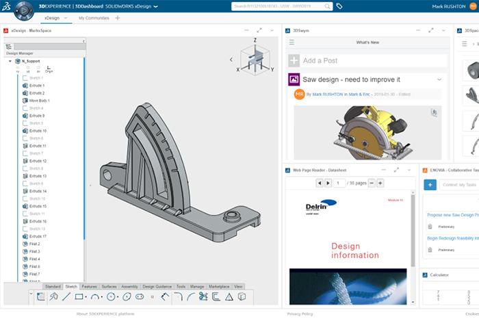 3DEXPERIENCE Konzeptdesign Paket 1
