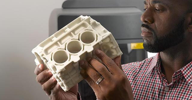 3D-Druck & Additive Fertigung - Prototypen Leichtbau