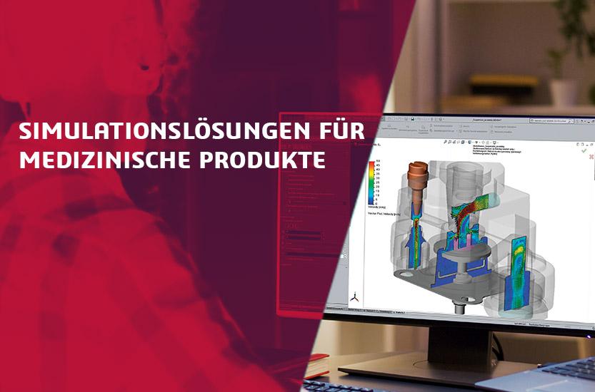 Ratgeber Simulationslösungen für medizinische Produkte