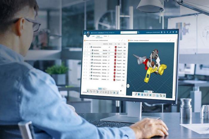 SolidLine 3DEXPERIENCE 3DComponent Designer