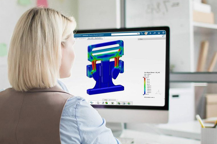 SolidLine 3DEXPERIENCE Simulation Engineer
