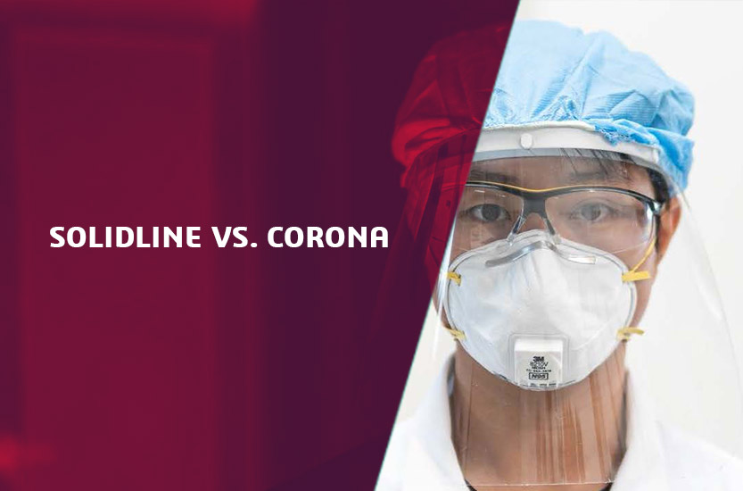 SolidLine vs. Corona Blog