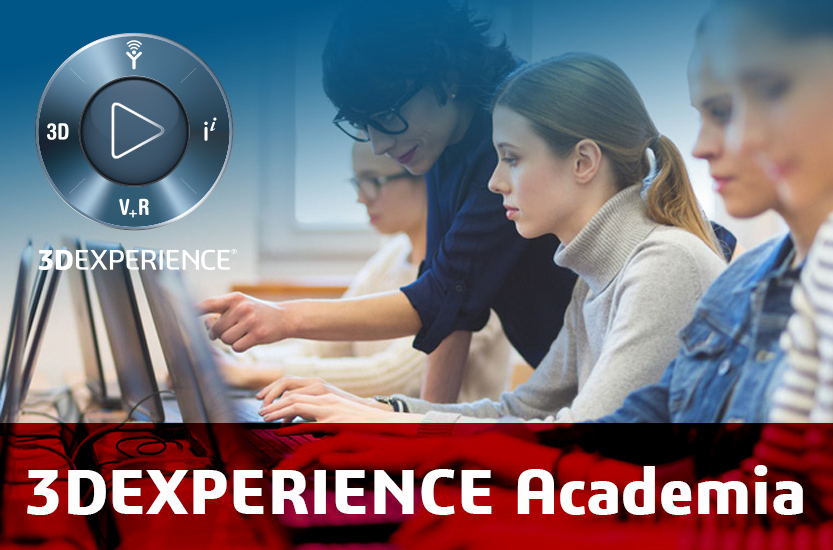 3DEXPERIENCE Academia Blog Beitragsbild
