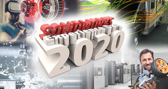 Teaser SOLIDWORKS Experience Day 2020