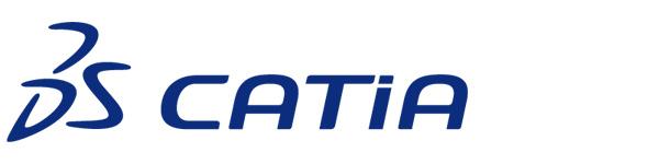 3DS CATIA Logo