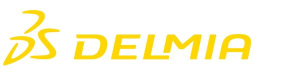 3DS DELMIA Logo