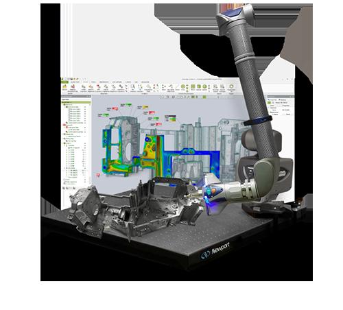 SolidLine Prozesskette Simulation