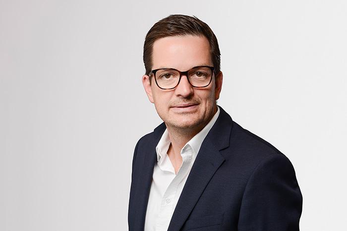 Ihr SolidLine Ansprechpartner in Dortmund: Benedikt Dinsing
