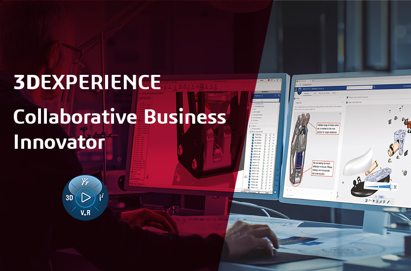 Video 3DEXPERIENCE Collaborative Business Innovator