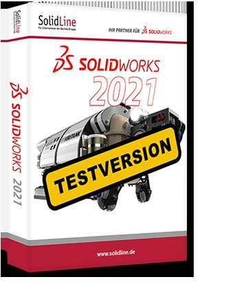SOLIDWORKS Testversion anfragen