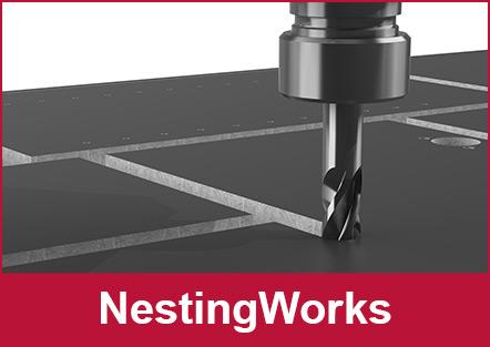 CAMWorks Modul NestingWorks
