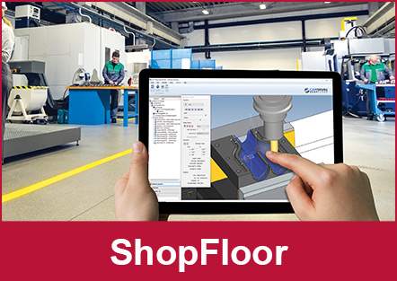 CAMWorks Modul ShopFloor