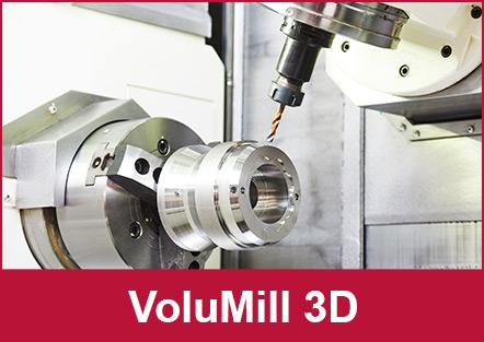 CAMWorks Modul VoluMill 3D