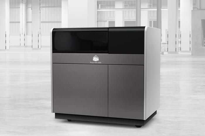 ProJet MJP 2500W 3D-Drucker