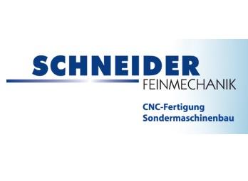 Schneider Feinmechanische Werkstatt Logo