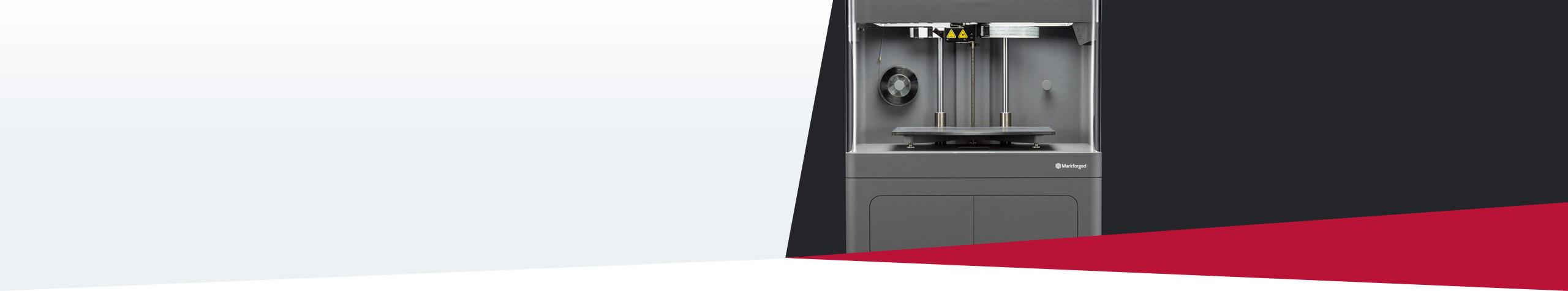 3D-Drucker von Markforged Für Ihre Anwendung der passende 3D-Drucker