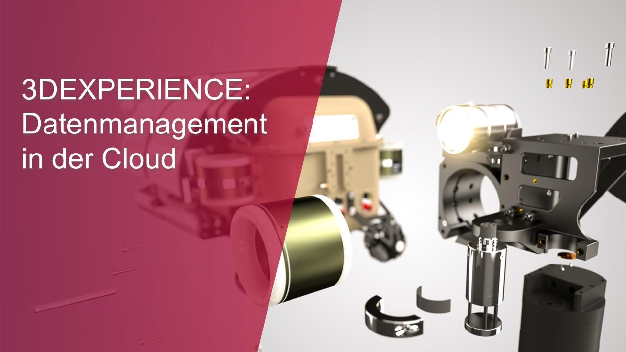 3DEXPERIENCE Datenmanagement in der Cloud Thumb