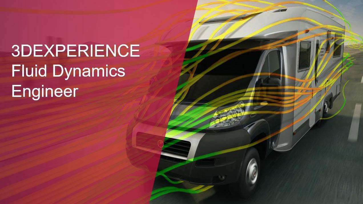 3DEXPERIENCE Fluid Dynamics Engineer-thumb