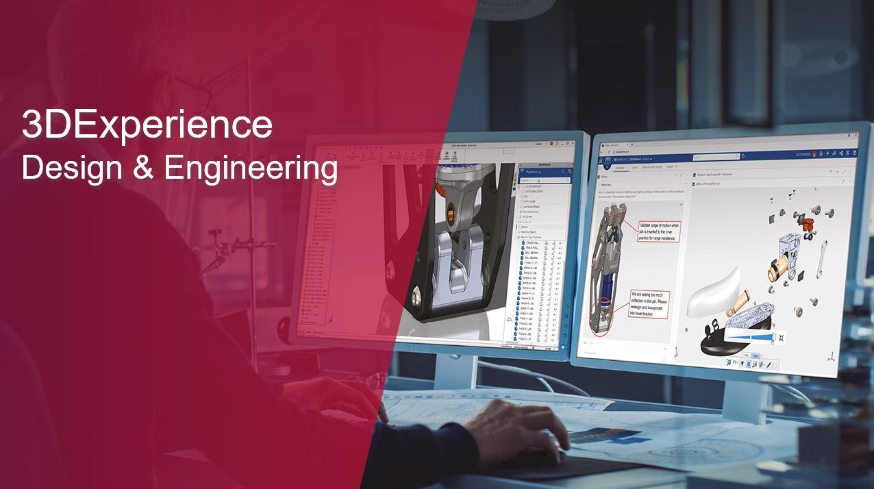[Video] PLM in der Cloud: 3DEXPERIENCE – Design & Engineering