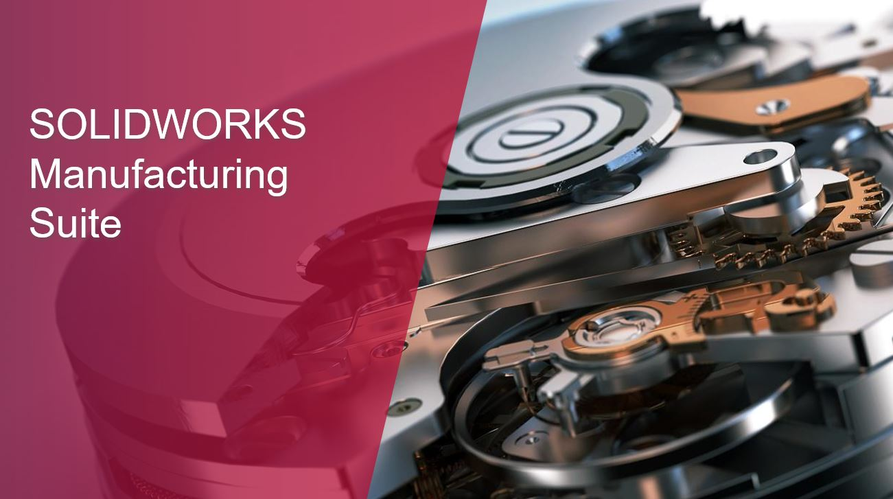 SOLIDWORKS Manufacturing Suite – kompakter Überblick-Thumbnail