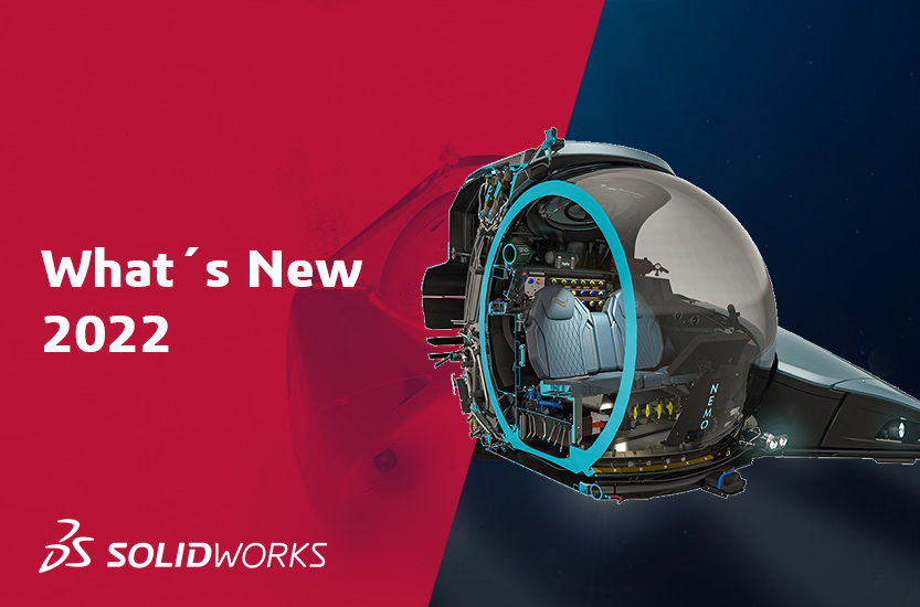 SOLIDWORKS 2022 What's New